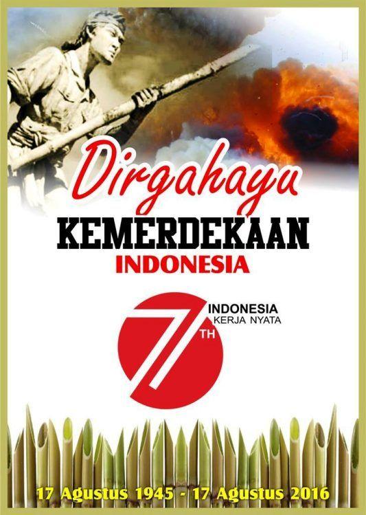 Desain Poster 17 Agustus
