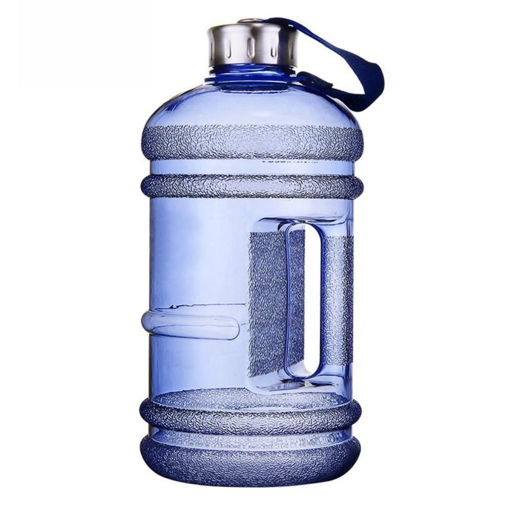 Half Gallon Bodybuilding Water Jug 2 2l Gym Water Bottle Water Bottle Workout Bottle