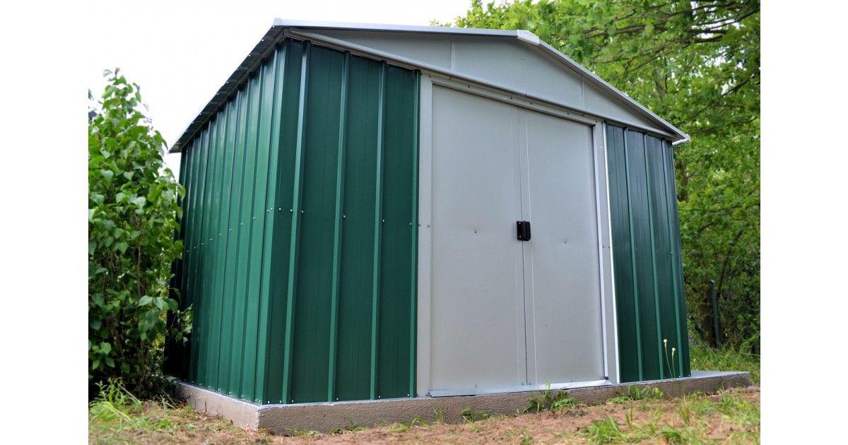 Metalowy domek ogrodowy Yardmaster Emerald Deluxe 2020 x 197…