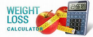 Weight Gain  Loss Planning Calculator
