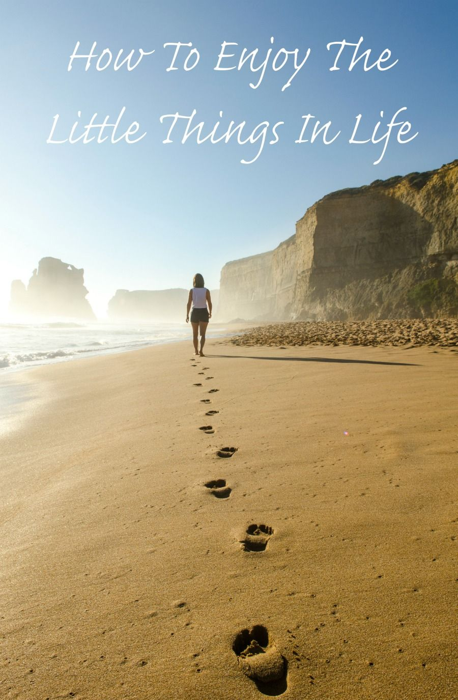 How To Enjoy The Little Things In Life Barefaced Chic