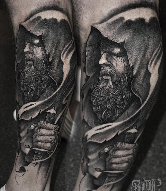 the almighty hades first session of a leg sleeve rookletink kwadron tattoo pinterest. Black Bedroom Furniture Sets. Home Design Ideas