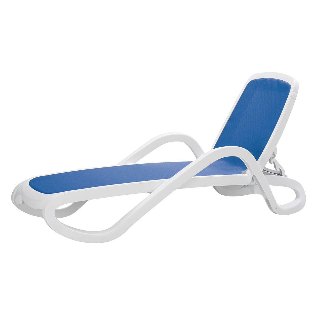 Sonnenliege Tongi Kunststoff Kunstfaser Weiss Blau Best Freizeitmobel Jetzt Bestellen Unter Https Moebel Ladendirekt Gartenliege Sonnenliege Gartenmobel