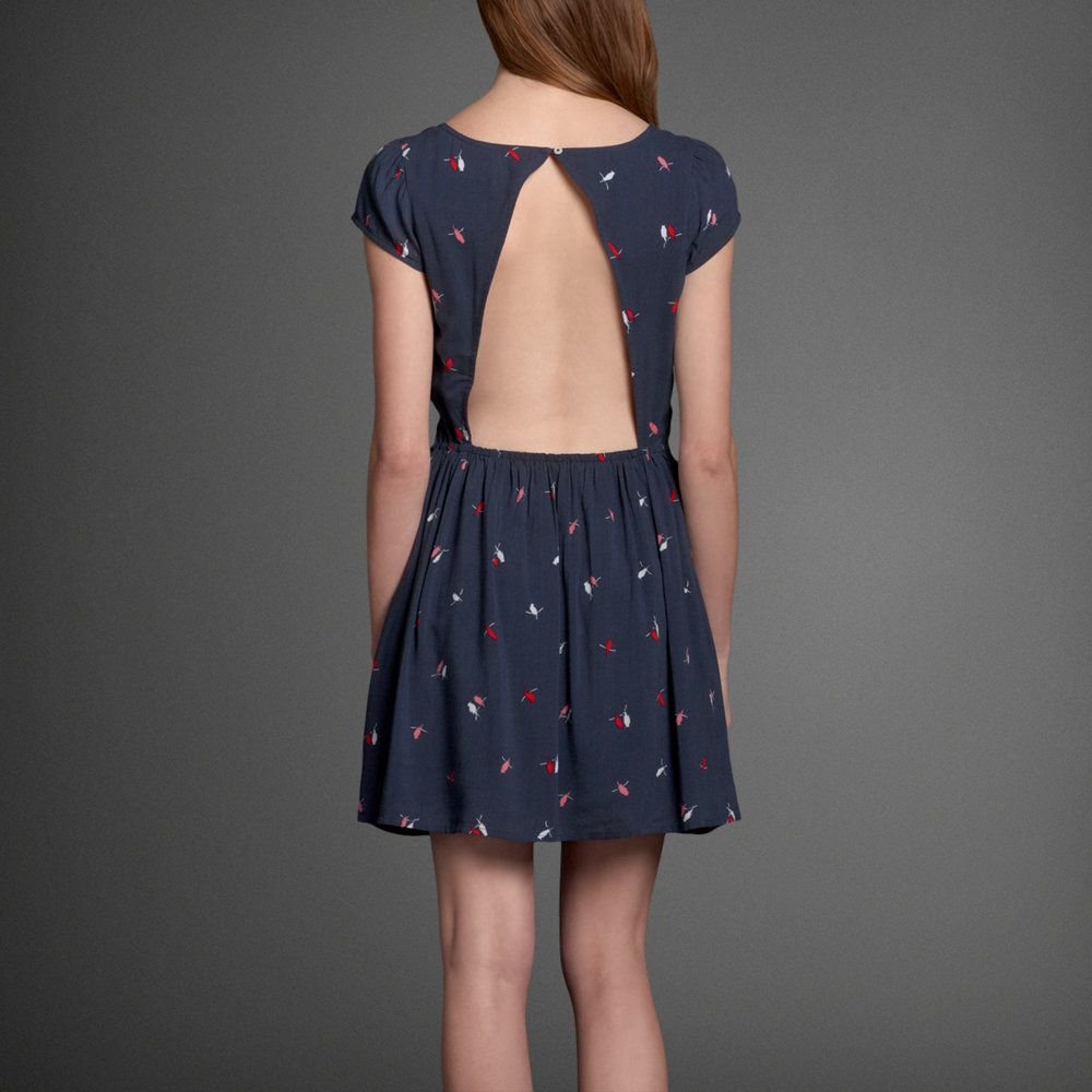 Womens Molly Dress | Womens Clearance | Abercrombie.com