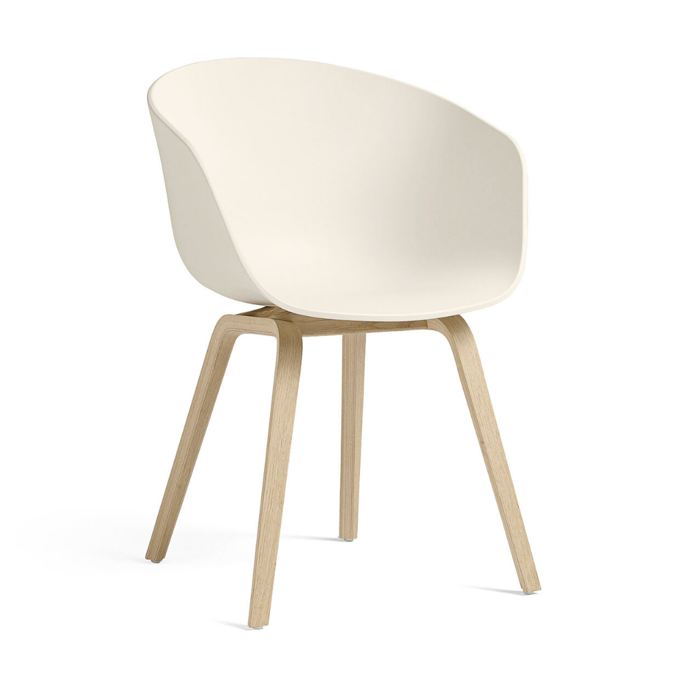 Hay About A Chair 22 In Color Cream White Oak Hay Chair Chair Furniture