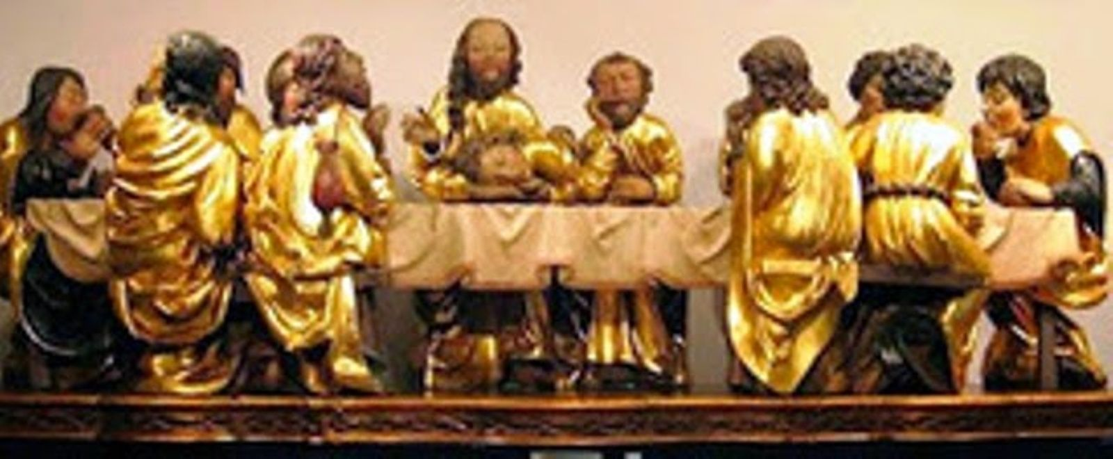 how is the last supper celebrated today