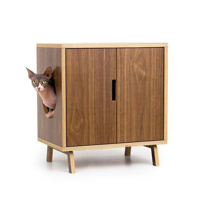 You Searched For Modernistcat Discover The Unique Items That Modernistcat Creates At Etsy We Pride Ourselv Modern Pet Furniture Pet Furniture Cat Furniture