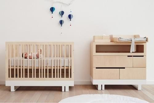 Kutikai Baby Change mat - Wooden   Diddle Tinkers modern kids ...