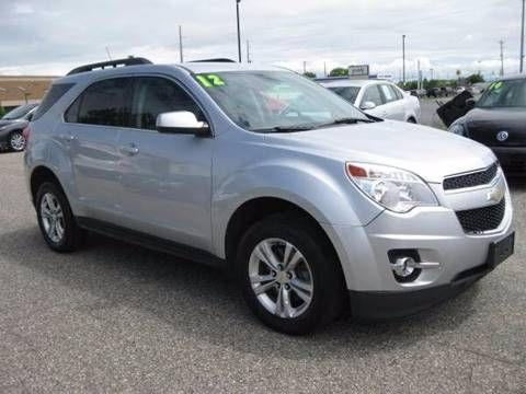 2012 Chevrolet Equinox For Sale In Holland Mi Cars For Sale Used Best Car Deals Chevrolet Equinox