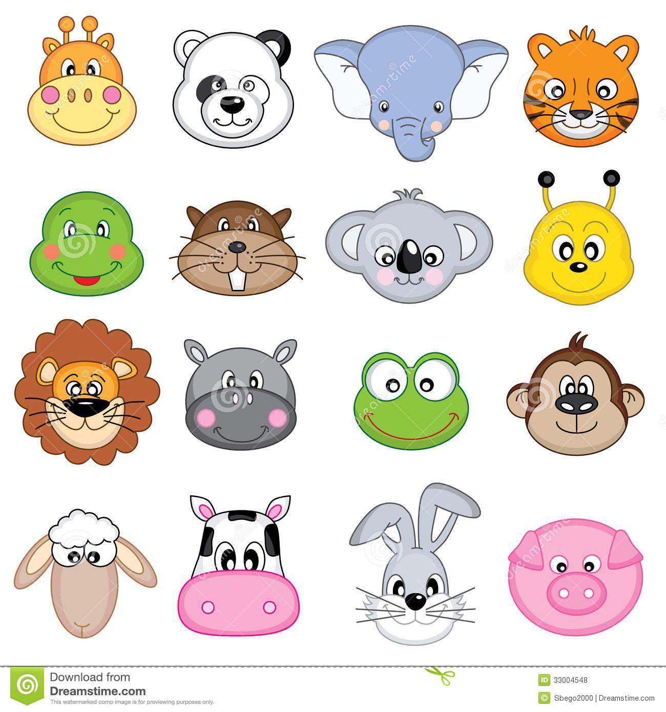 Cartoons De Animais