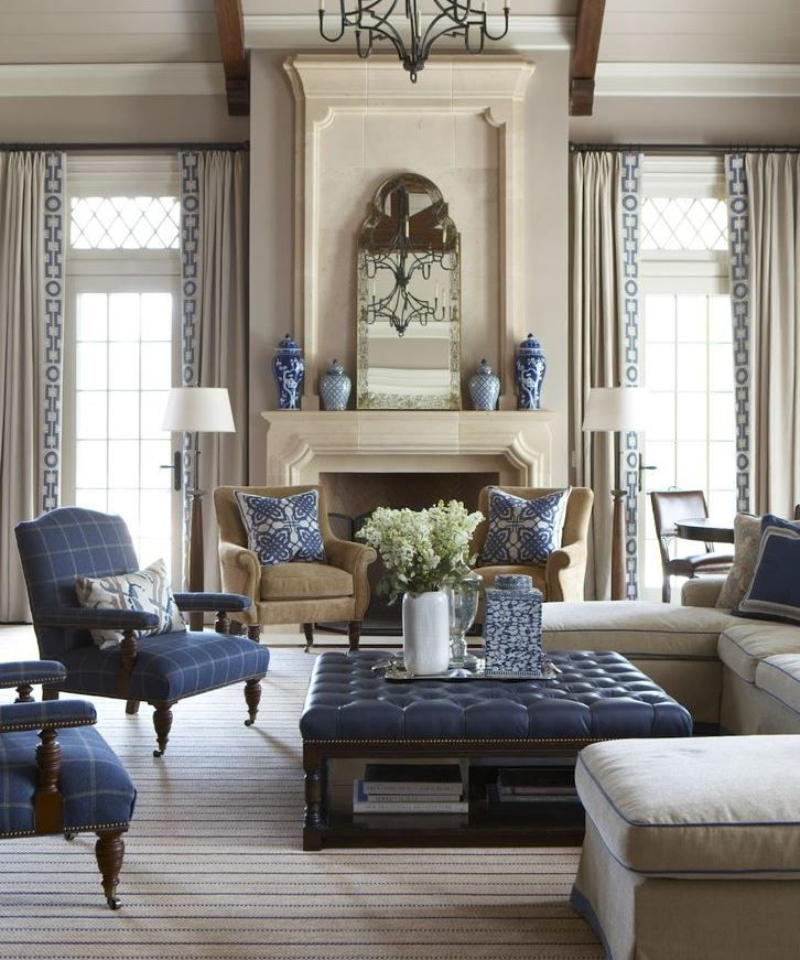Pretty Room Sofa With Double Chaise Lounge Home Living Room