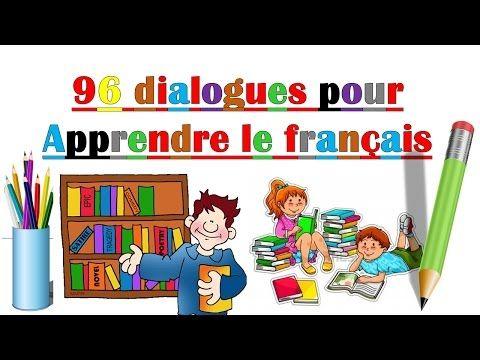 239 Dialogues En Francais French Conversations 239 Dialogues En Francais French Conversations Youtube In 2020 French Conversation Dialogue Character