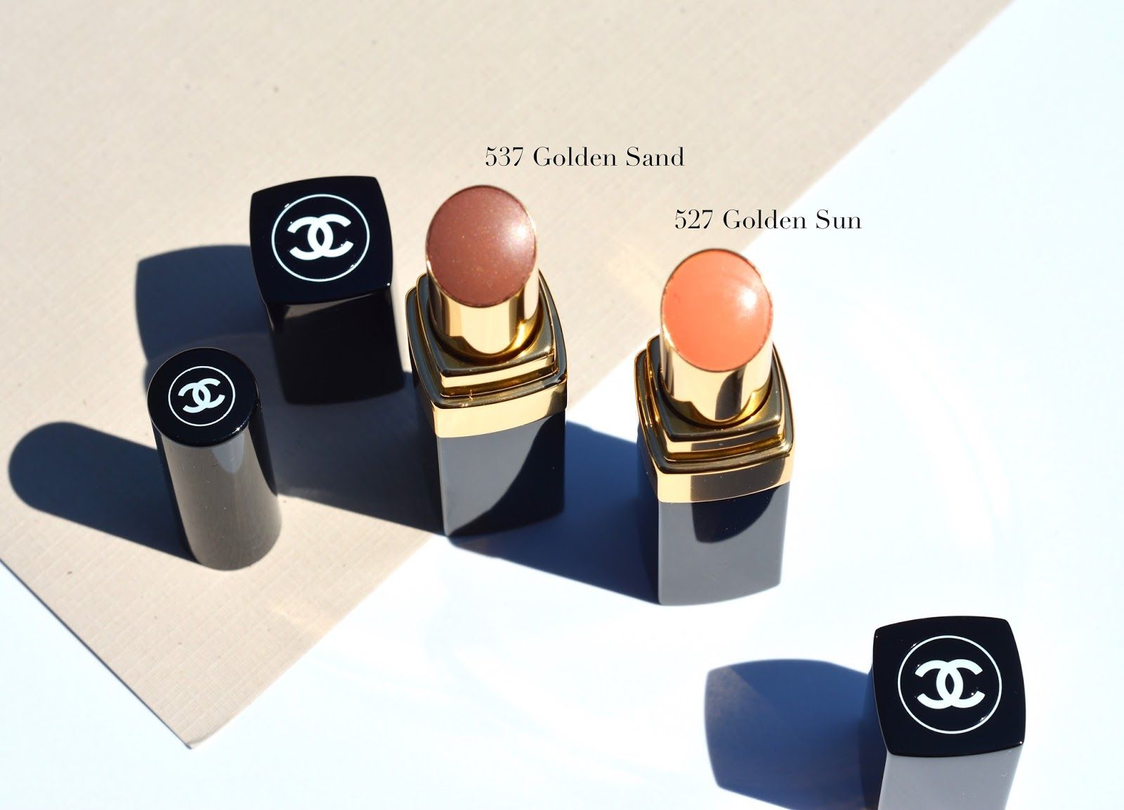 Beauty marker chanel rouge coco lipsticks review and swatches - Chanel Summer 2017 Cruise Collection Makeup Review Swatches Rouge Coco Shine Golden Sun Golden Sand