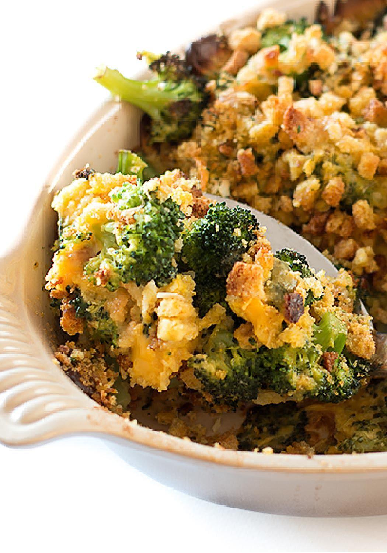 Stove Top Broccoli Casserole  Wanna Make A Broccoli -8070
