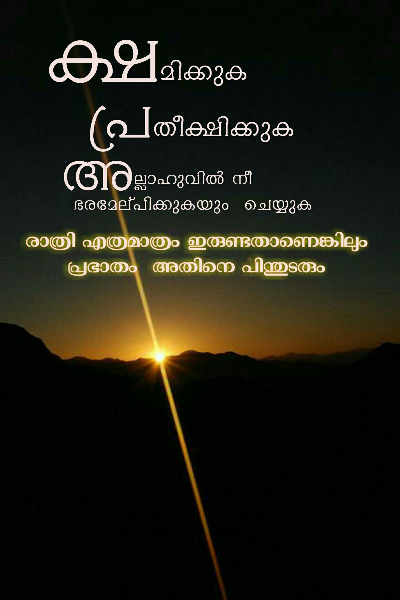 Language Line Alone Girl Quotes Malayalam Quotes Islamic Quotes