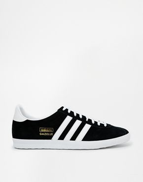 c5e991042be adidas Originals Gazelle OG Trainers G13265 at asos.com