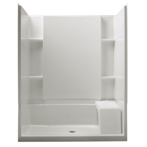 Sterling Accord White Vikrell 36 X 60 Shower Unit New In Box