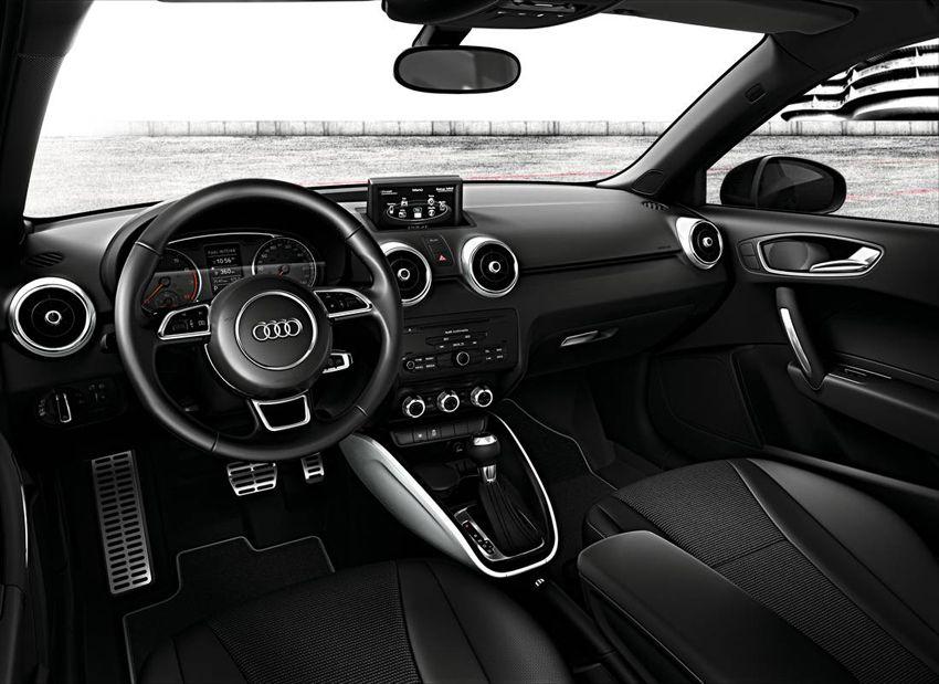 The World Of Audi Audi Ag Audi A1 Audi A1 Sportback Audi Interior