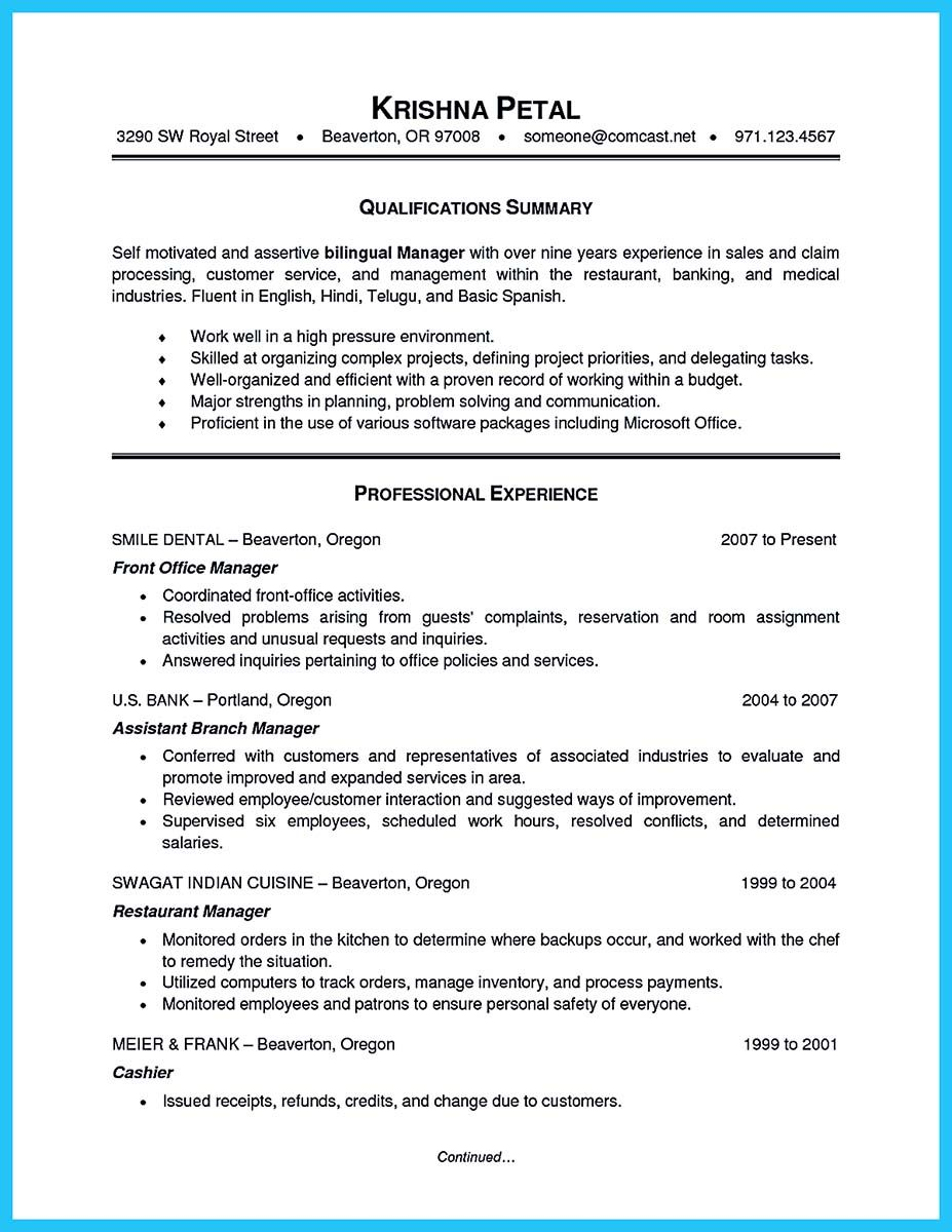 What Skills To Put On Resume Making A Bilingual Resume Is Not Easybut We Have Some Ideas To