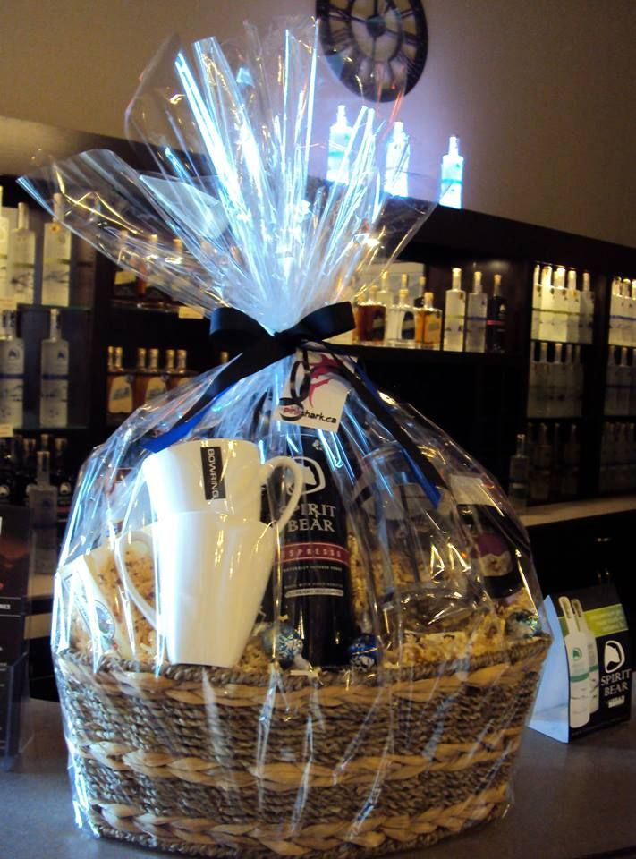 Fabulous Kelowna Wine Gift Baskets, Kelowna Real Estate