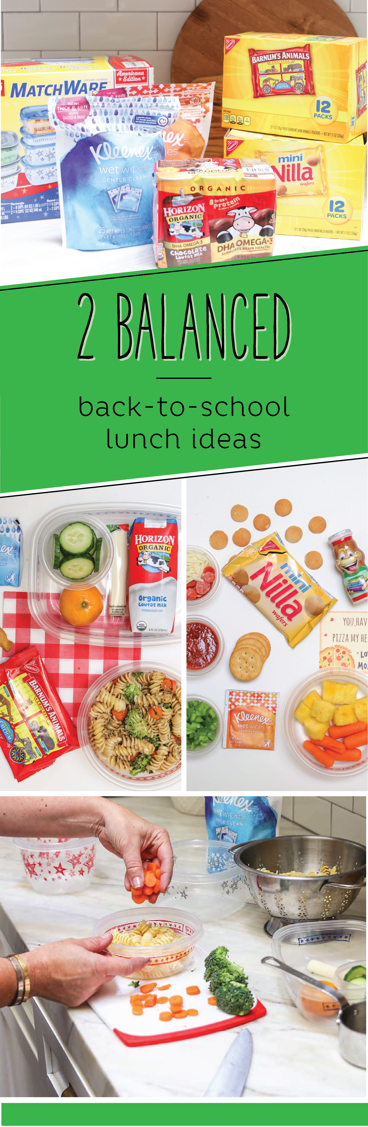 908ac4fb4e Gear up for back to school—and all the packed lunches that follow—with