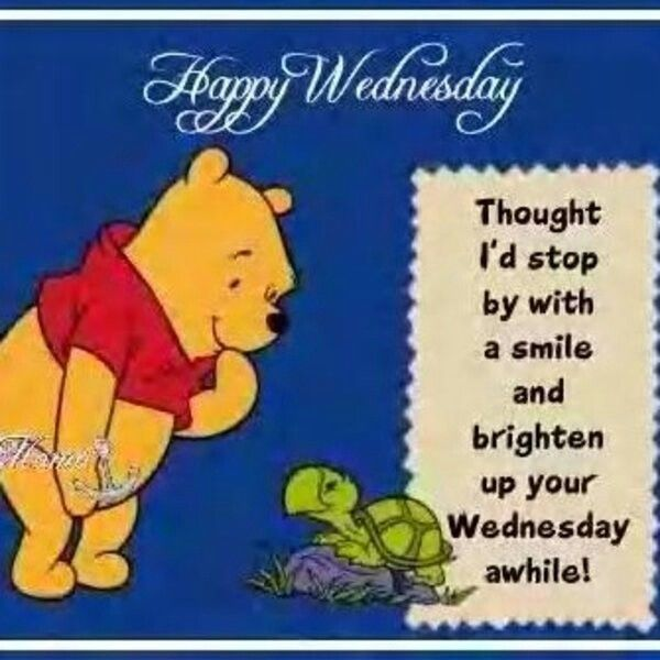 GOOD MORNING CHILDREN HAVE A HAPPY WEDNESDAY STAY SAFE AND WARM ...