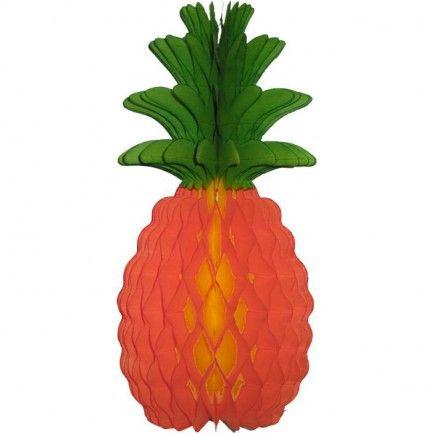 Tissue Paper Fruit (Pineapple)