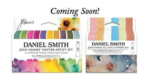 Jean Haines Watercolor Sets From DANIEL SMITH  Doodlewash  Color theory
