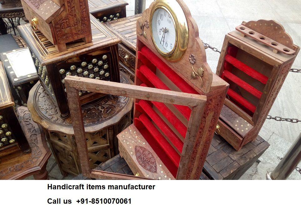 Wooden handicraft items manufacturers Delhi Noida Gurgaon