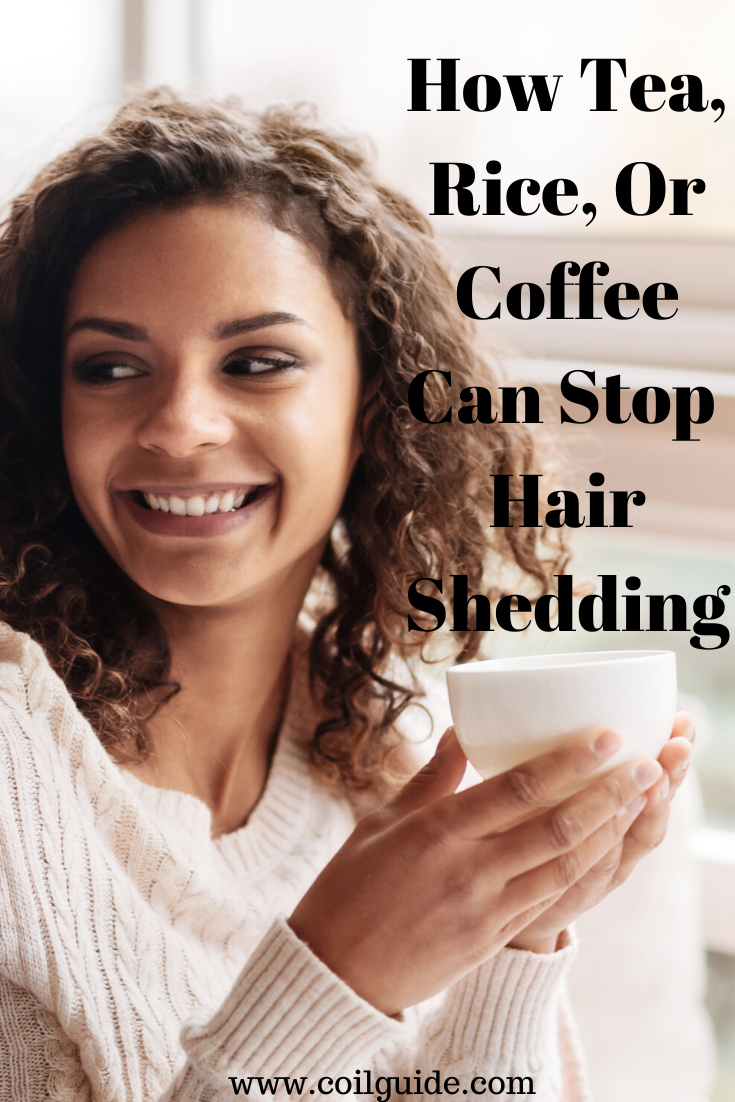 The Tea On How To Stop Hair Shedding And Breakage Hair