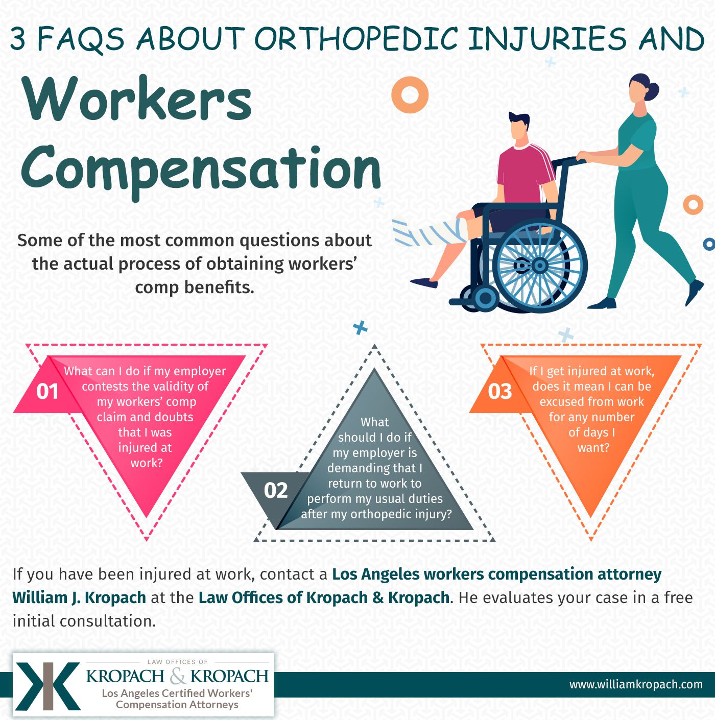 Workers Compensation Attorney Los Angeles Workers Comp Lawyer In 2020 Compensation Workplace Injury Worker