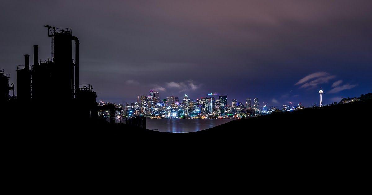 19 Wallpaper Pemandangan Gelap Wallpaper Malam Kota Gelap Bangunan Arsitektur Panorama Download Pemandangan Hitam W Di 2020 Pemandangan Matahari Terbenam Lanskap
