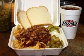 Elizabeth Ann S Recipe Box Sic Em And Homemade Vitek S Gut Pack Football Food Eat Food