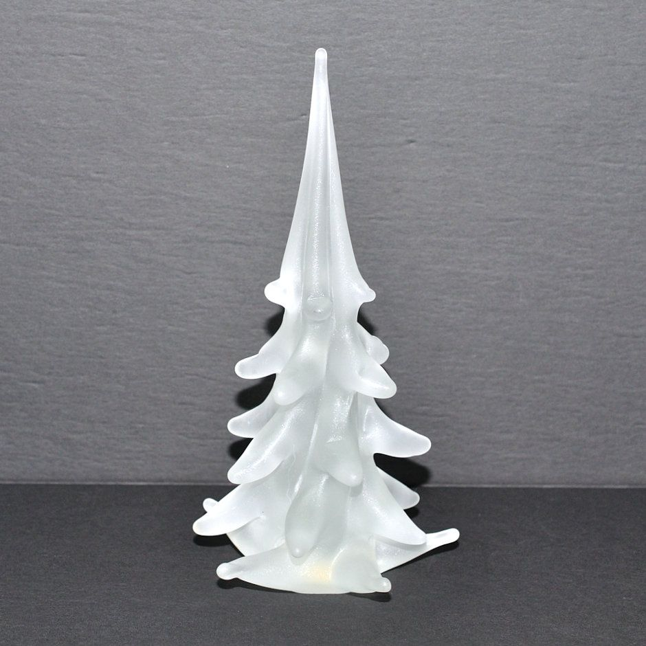 22+ Frosted glass christmas tree ideas in 2021