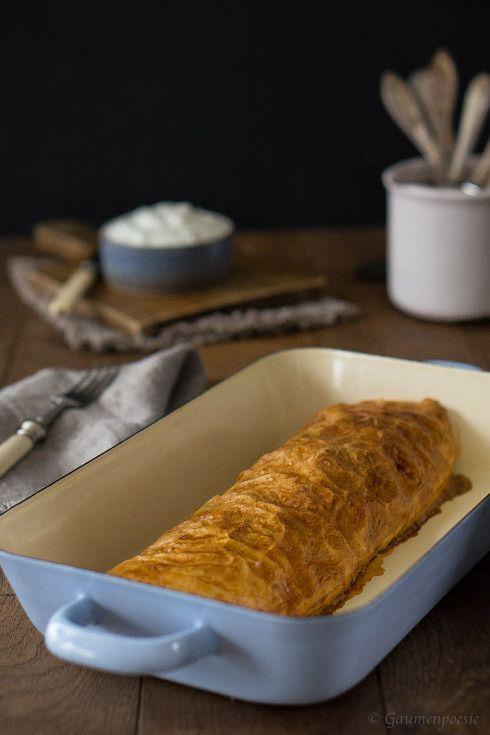 Steirischer Kartoffelstrudel 2   - Gemischte Rezepte - vegan und vegetarisch alles ohne Fleisch und Fisch, Kuchen und Dessert bitte in einen meiner anderen Ordner, DANKE! -