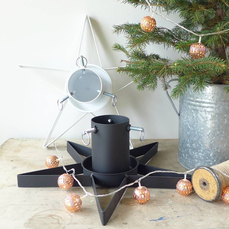 Metal Star Christmas Tree Stand Xmas Tree Stands Tree