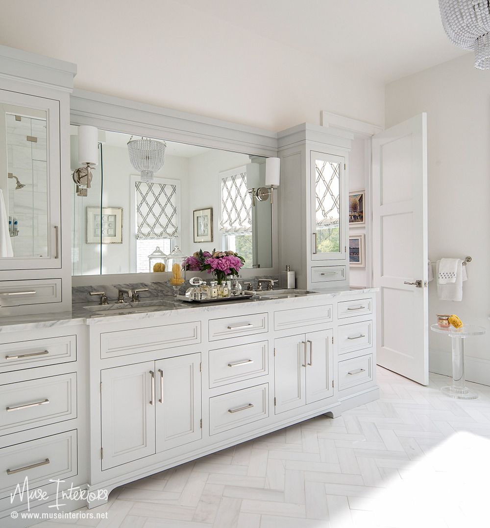 Muse Interiors - Portfolio - BATHROOMS | Master Bathroom | Pinterest ...