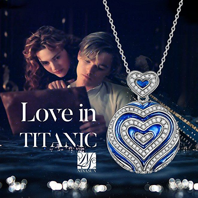 Titanic kette amazon