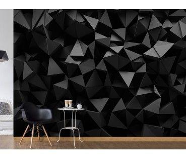 papier peint g om trique des motifs graphiques pour le d cor de votre int rieur rajiv walls. Black Bedroom Furniture Sets. Home Design Ideas
