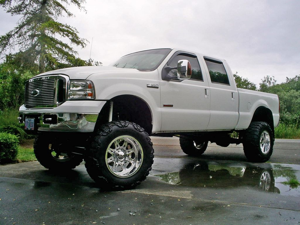 Check Out Customized Jl Spl S 2003 Ford F250 Super Duty Crew Cab