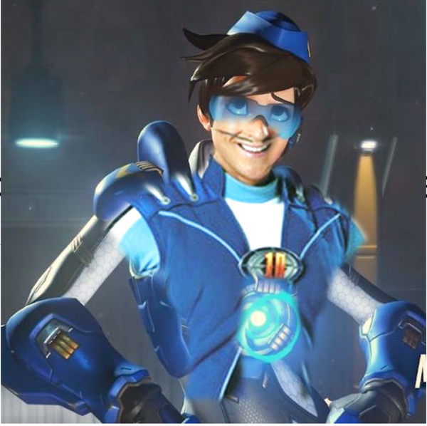 Im sorry for making this | Overwatch | Know Your Meme #tracer #uprising #lazytown #funny