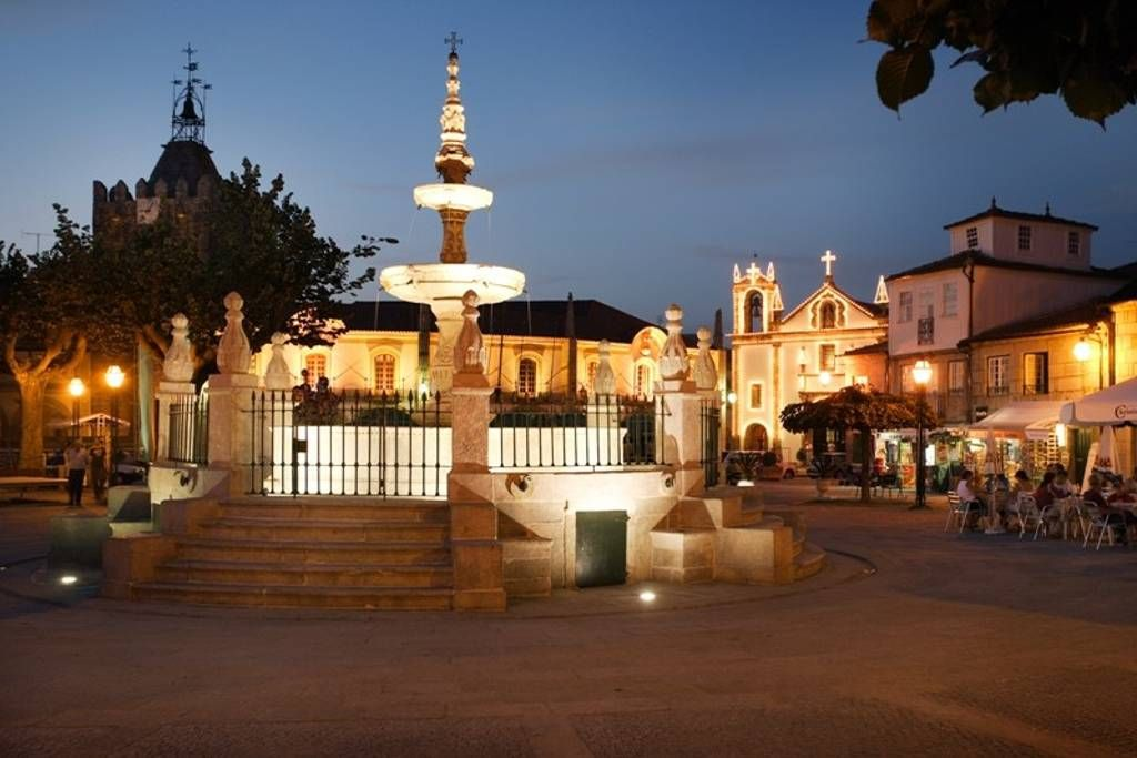 Central Square In Caminha 15km From The House Portugal