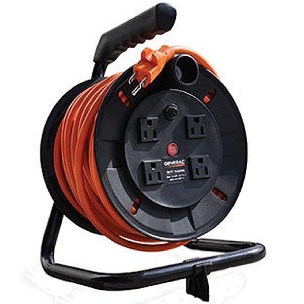Generac 6883 50 Extension Cord For Portable Generators W Cord
