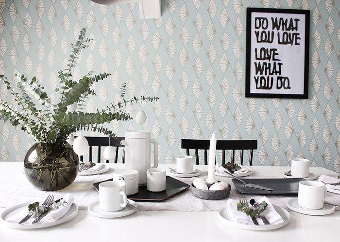 Skandinavisches Porzellan ostern auf skandinavisch ostertisch oh what a room mit