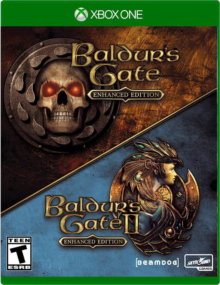 Baldur S Gate Enhanced Edition Baldur S Gate Ii Enhanced Edition