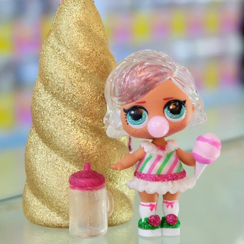 L O L Surprise Winter Disco Glitter Globe Lolsdolls Lol Dolls Doll Crafts Cute Dolls