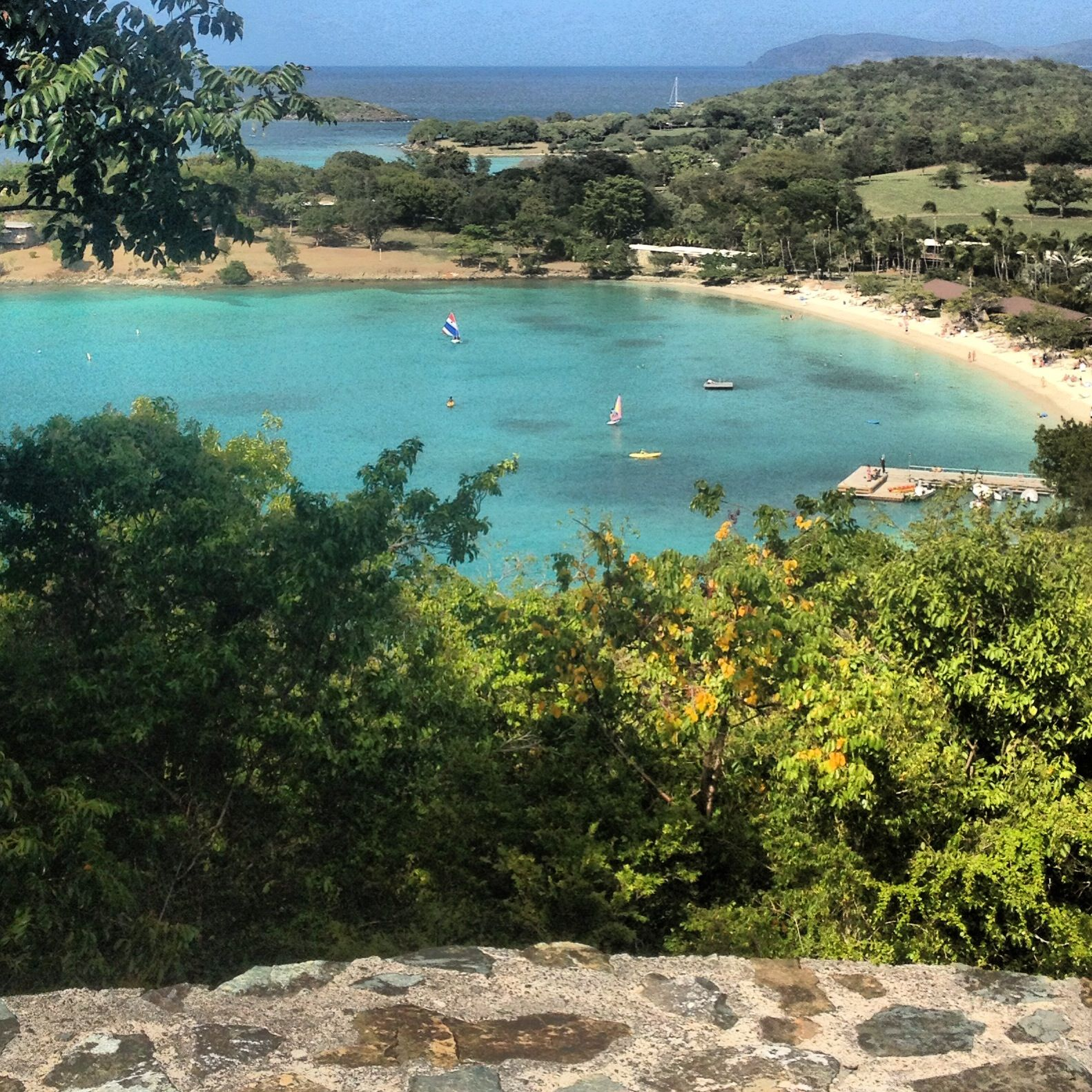 St. John-Trunk Bay