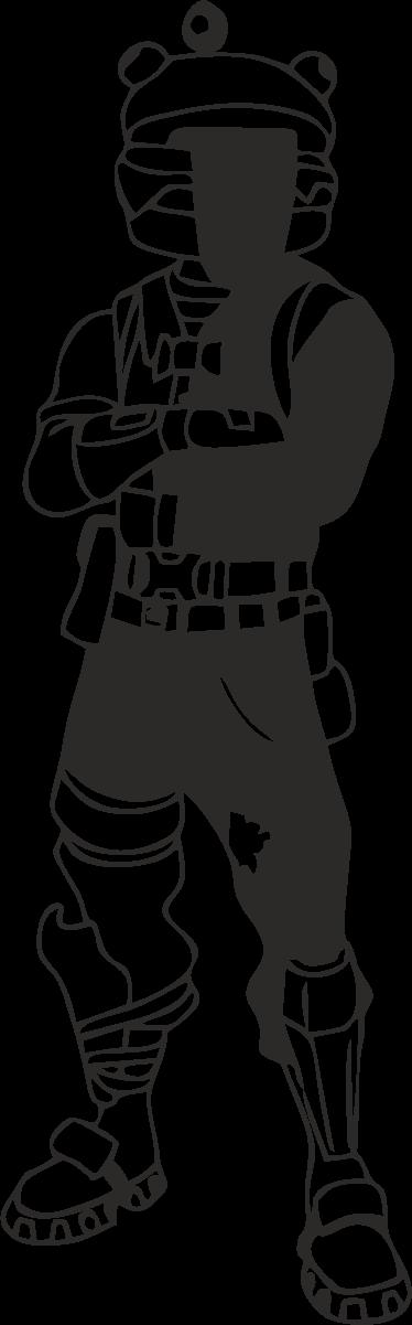 Fortnite Svg Fortnite Silhouette Fortnite Clipart Fortnite Font Fortnite Png Fortnite Skin Png Clip Art Hello Kitty Clipart Paw Patrol Clipart