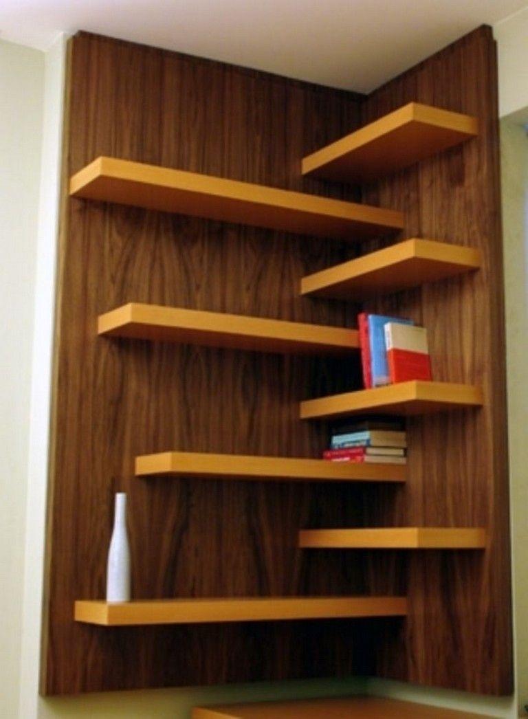 67 amazing diy floating wall corner shelves ideas diy