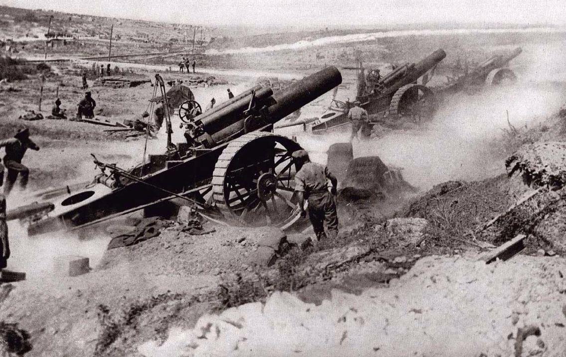 World War I boomers.